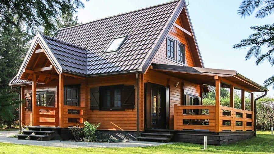 Castor - Drewniane domy są piękne - 12