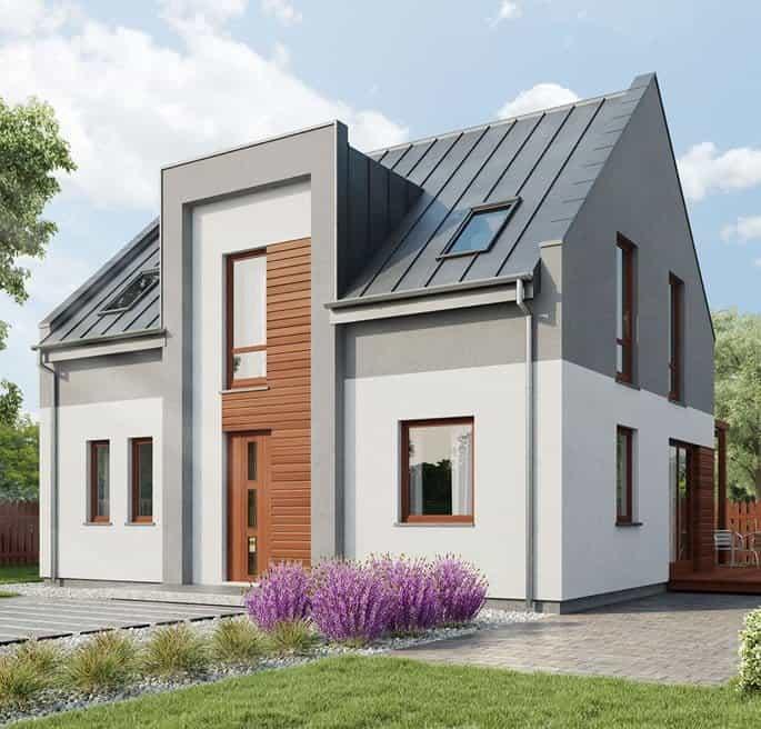 Castor - domy drewniane