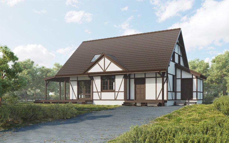 Castor - Drewniane domy są piękne - 10