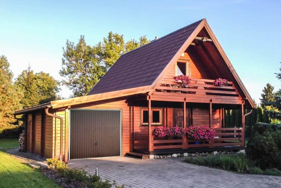 Castor - Drewniane domy są piękne - 9