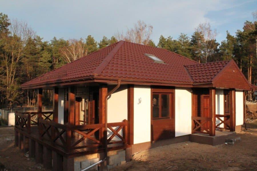 Castor - Drewniane domy są piękne - 8