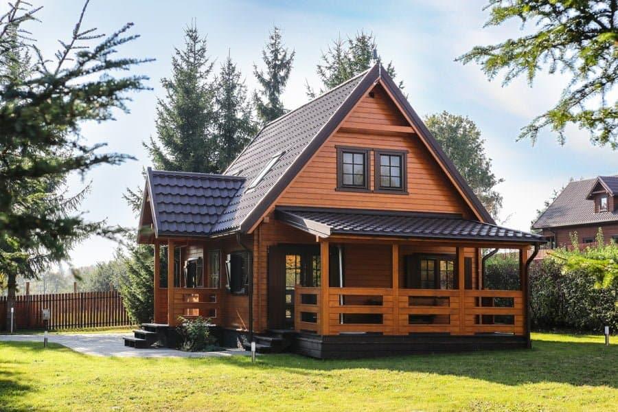 Castor - Drewniane domy są piękne - 7