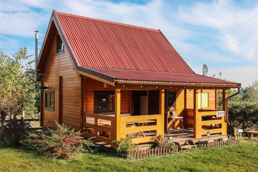 Castor - Drewniane domy są piękne - 6