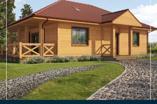 Castor - 5 mitów na temat domów drewnianych - 5
