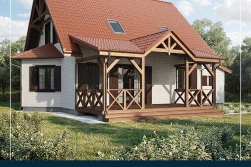 Castor - Szybka budowa domu? To możliwe! - 1