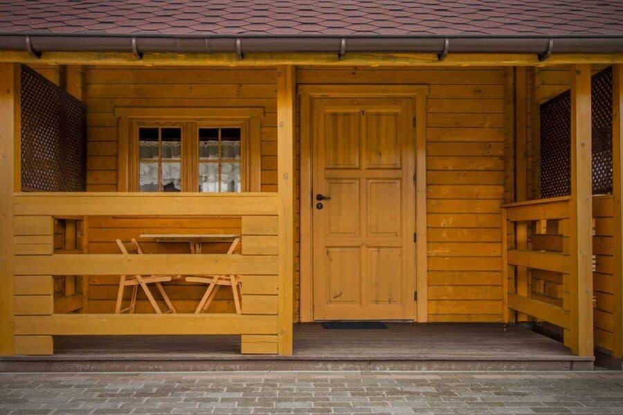 Castor - Dom drewniany azdrowie - 1