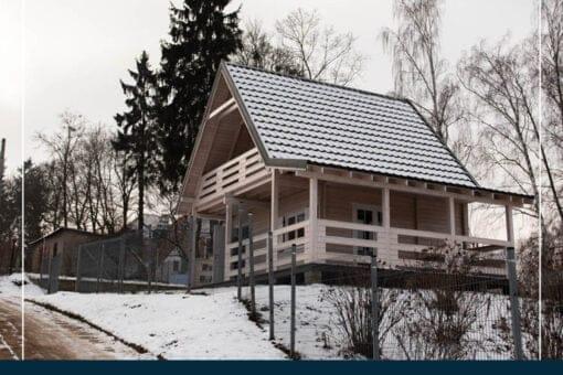 Castor - Każda pora roku jest dobra na drewniany dom - 11