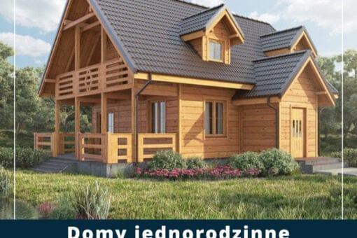 Castor - Domy jednorodzinne o powierzchni zabudowy do 90 m2 - 9