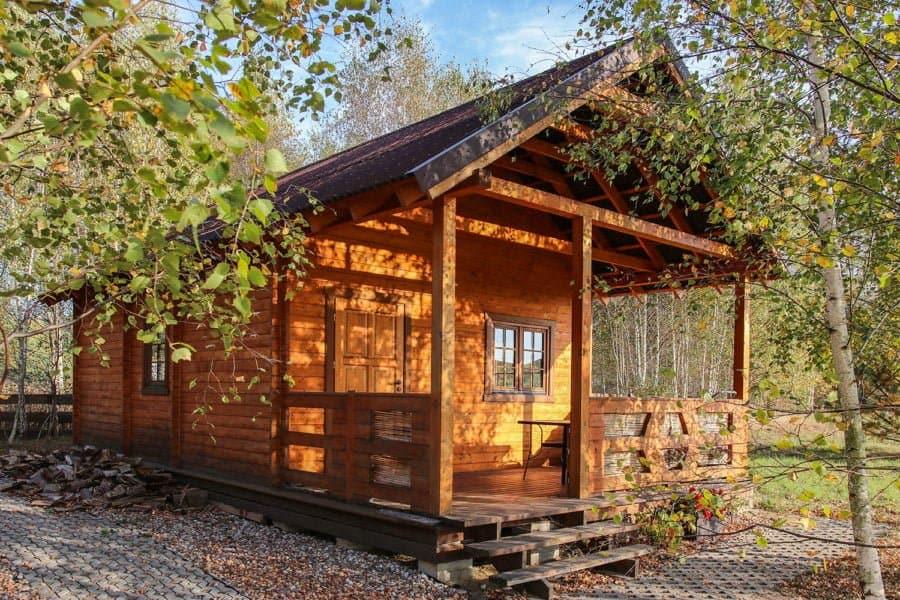 Castor - Drewniane domki letniskowe do35 m2 - 3