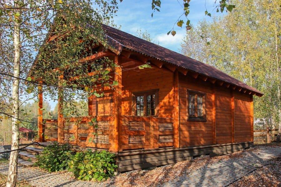 Castor - Drewniane domki letniskowe do35 m2 - 8